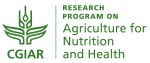 CGIAR Research Program on Agriculture for Nutrition and Health logo